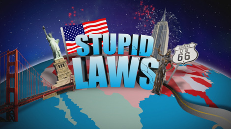 Dumb Laws In Texas >> 15 Weird State Laws in the United States | 50 Hours in a car