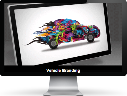 Creative Brands Vehicle Branding
