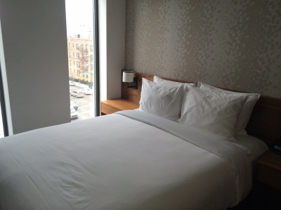 parc hotel flushing review