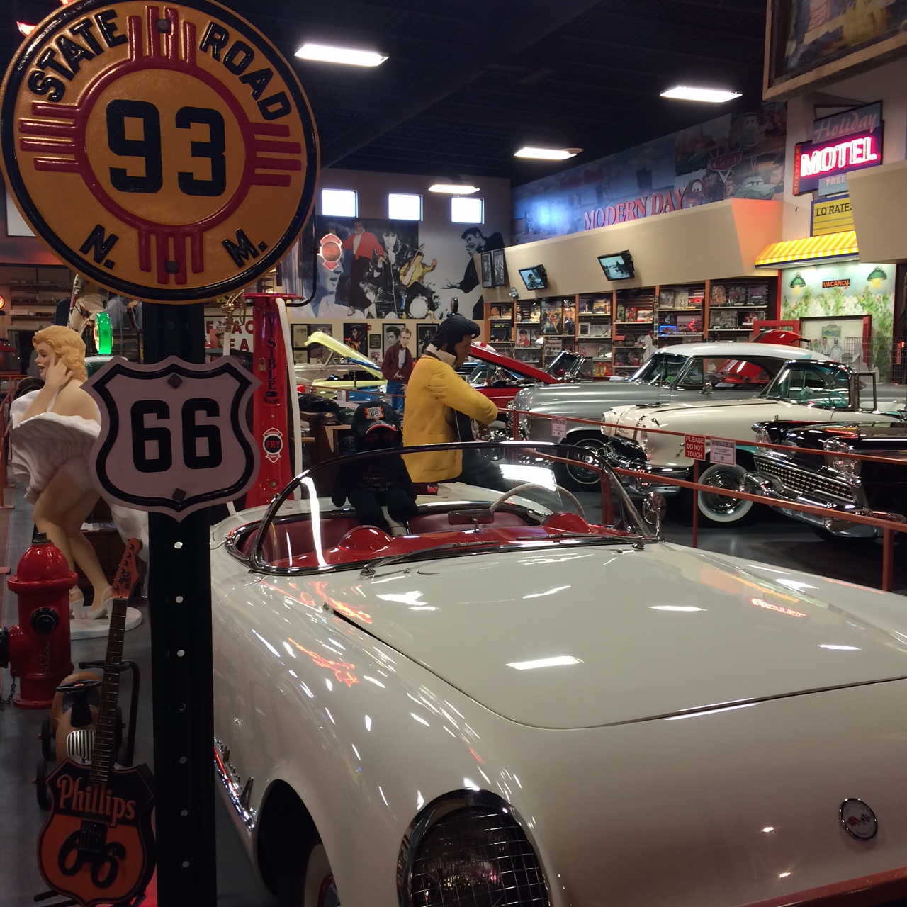 Get Your Kicks On Route 66 50 Hours In A Car